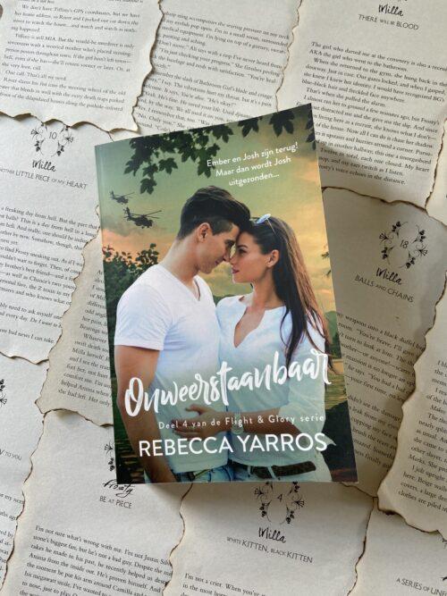 Recensie: Onverwacht – Rebecca Yarros
