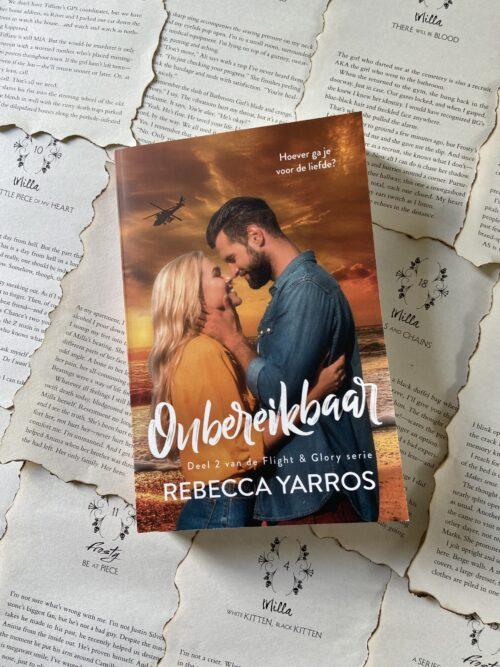 Recensie: Onverminderd – Rebecca Yarros